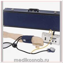 Тренажер руки для освоения навыков измерения артериального давления