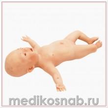 Симулятор для обучения уходу за новорожденным NENAsim Medical X