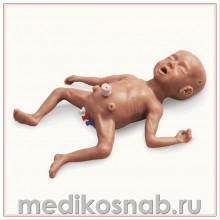 Тренажер недоношенного новорожденного Life/form Micro-Preemie, темная кожа