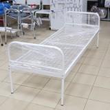 Кровать медицинская металлическая общебольничная МСК-122 (КФО-01)