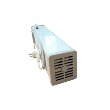 Бактерицидный облучатель рециркулятор ОБРН-1х15 без лампы с РУ