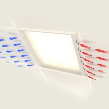 Бактерицидный облучатель рециркулятор Антивирус UV-LED-01