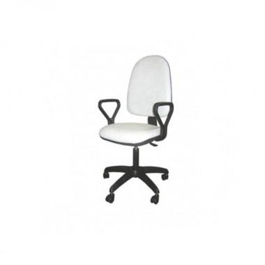 Кресло для кабинета врача (кожзам)