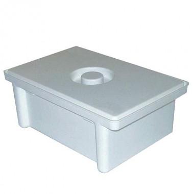 Емкость - контейнер ЕДПО-10-02-2 для дезинфекции и предстерилизационной обработки медицинских изделий