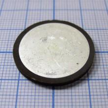 Пьезоэлемент тА7.124.006-03 d25х2,4 к УЗТ-1.01