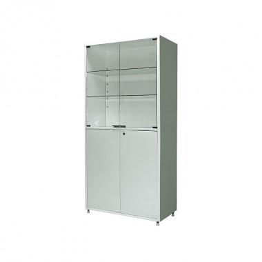 Шкаф медицинский металлический ШМ-02