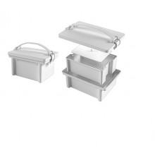 Контейнер для дезинфекции и хранения стерильного инструмента КДХТ-01