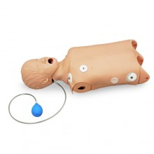 Макет туловища ребенка для СЛР/отработки навыков восстановления проходимости дыхательных путей