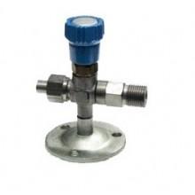 Клапан запорный К-1101-16 (ВКм) (Вентиль игольчатый)