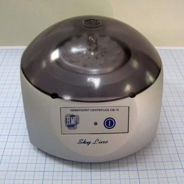 Центрифуга лабораторная Elmi СМ-70M-07 гематокритная