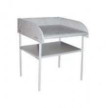Стол пеленальный металлический
