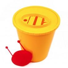 Контейнер для хранения использованных игл (3 л.)